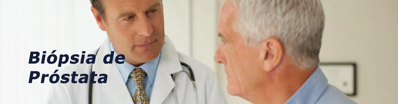 biópsia de próstata transretal
